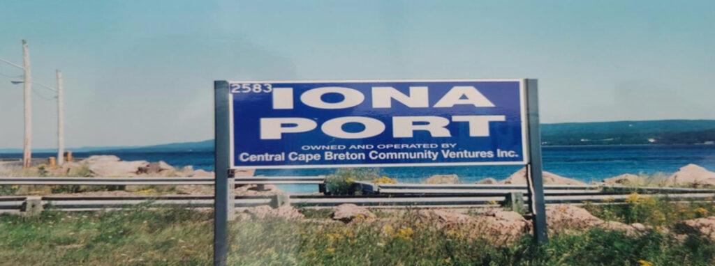 Iona Port